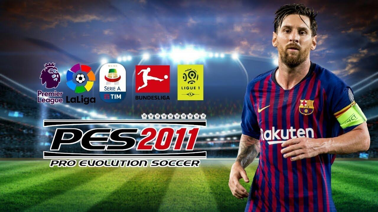 تحميل لعبة PES 2011 MOD 2019 للاندرويد باحدث الانتقالات