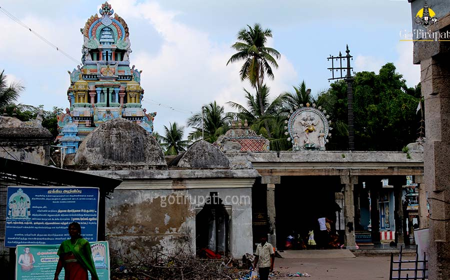 Kanjanur Temple Timings History