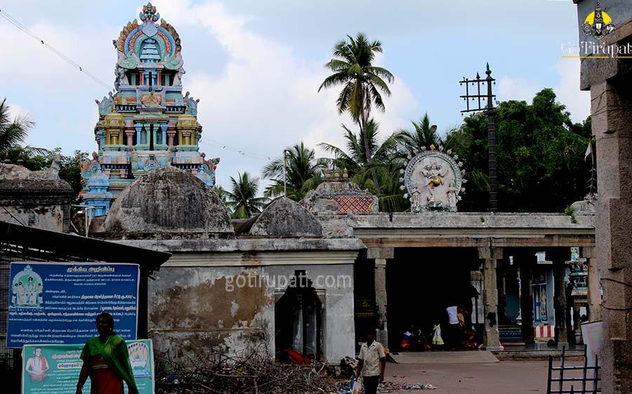 Kanjanur Temple Timings History