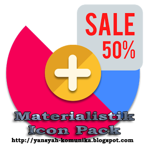Download Materialistik Icon Pack Apk Versi 3.8 For Android