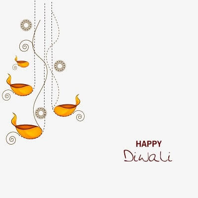 Diwali Whatsapp DP