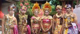 84 Gambar Rumah Dan Pakaian Adat Bali Terbaik