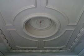 platre marocain plafond - decoration platre plafond