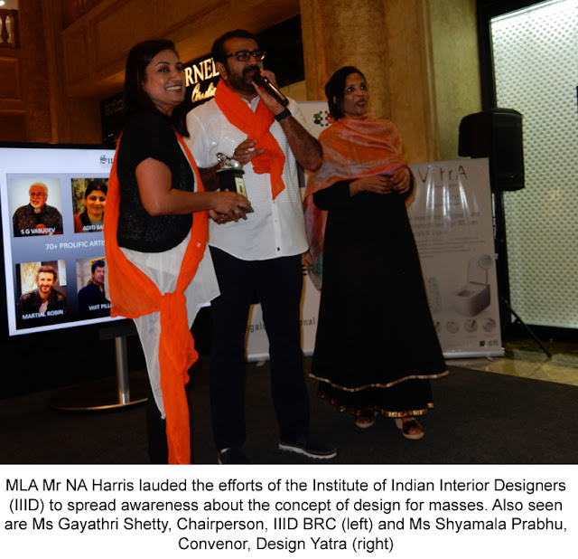 IIID-BRC Plans 15-Day Social and Design Extravaganza as Karnataka Hosts for the Design Yatra 2016