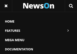 NewsON Free Responsive Blogger Template From TemplatesYard