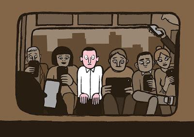 Teknologi Mempersulit Manusia ? - Ketergantungan Masyarakat Terhadap Media Sosial