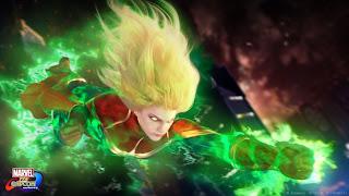 Marvel vs Capcom Infinite Xbox 360 Wallpaper