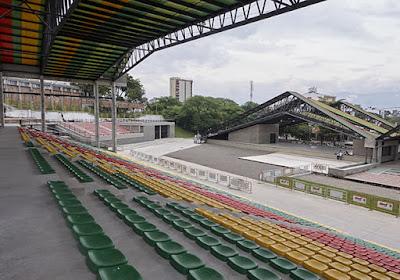 Parque de la música Jorge Villamil Cordovez