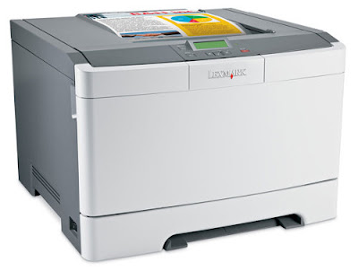Lexmark C540n Driver Download