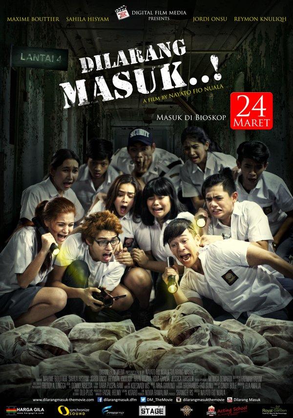 Review Film: Dilarang Masuk, Hadirkan Horor Serta Komedi Segar