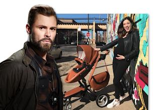 Marina Squerciati Baby Daddy