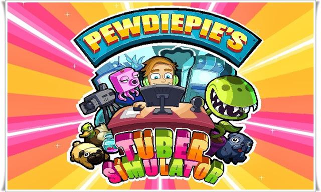 PewDiePie's-Tuber-Simulator-Logo