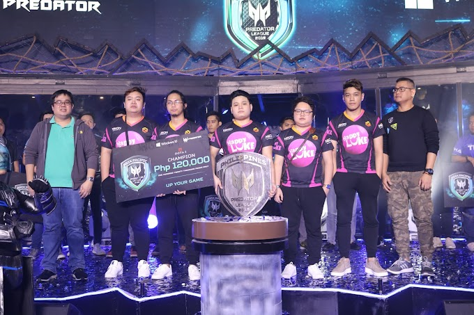 Neon Esports reigns in Predator League 2019: DOTA 2 Finals