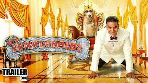 Its Entertainment (2014) Full Theatrical Trailer Free Download And Watch Online at worldfree4u.com