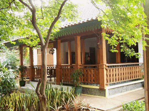 contoh gambar teras rumah sederhana