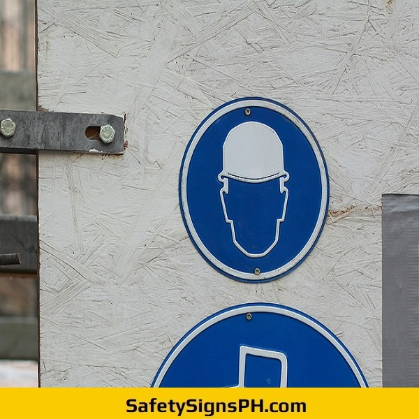 Hard Hat Protection Signs Philippines