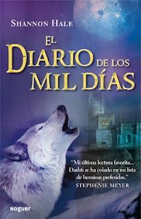 O Livro dos Mil Dias - Shannon Hale - Espanha