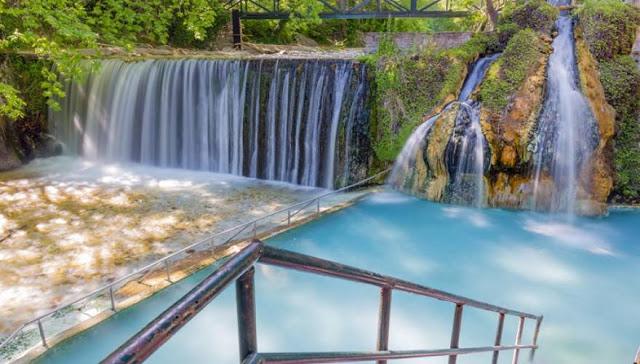 Λουτρά Πόζαρ: Tο φυσικό σπα της Ελλάδας