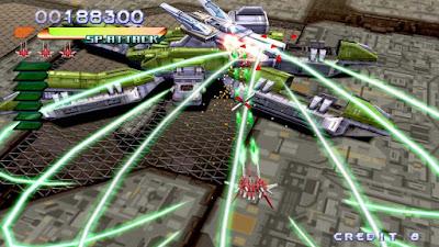 RayStorm arcade videojuego descargar gratis