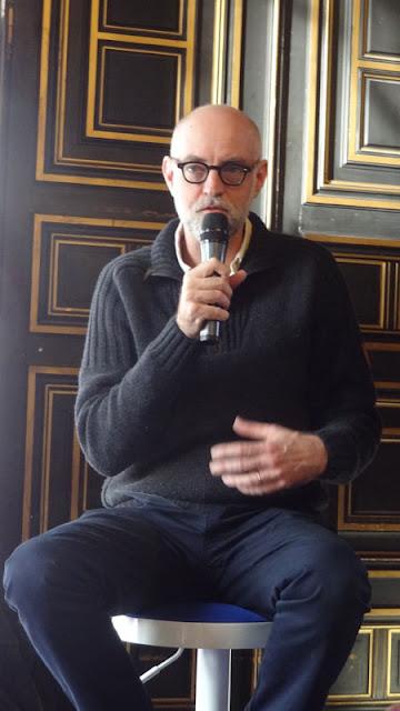 Angoulême FIBD 2017, rencontre avec Daniel Clowes !