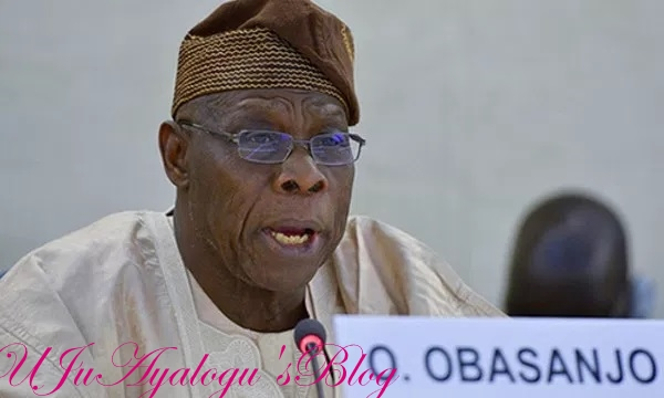 United Nations Sends Former President Obasanjo To Liberia.