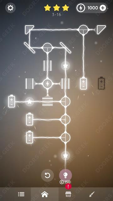 Laser Overload [Intermediate] Level 3-16 Solution, Walkthrough, Cheats