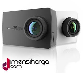 Harga Kamera Xiaomi Yi 4K