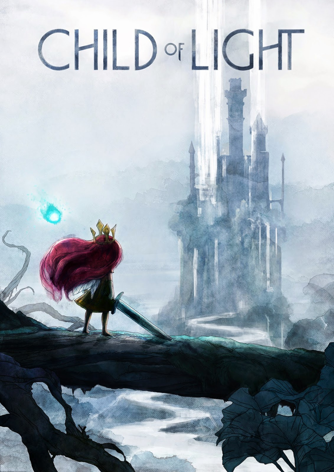 Cover Caratula Child Of Light XBOX 360 ESPAÑOL