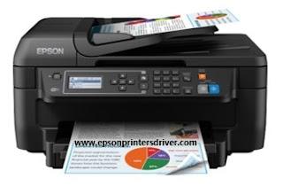 Epson Workforce WF-2750DWF Driver