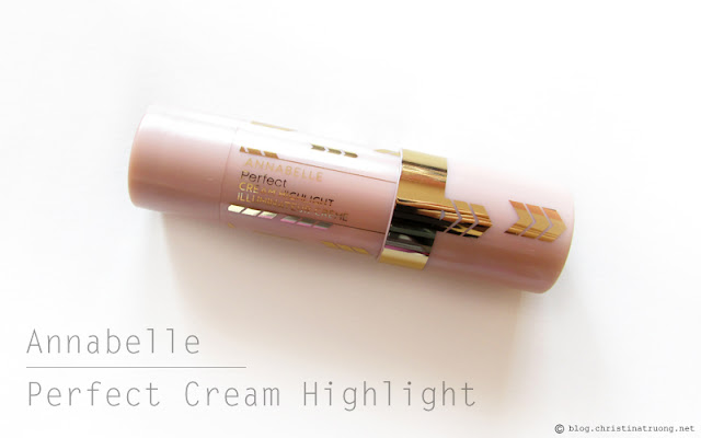 Check out Annabelle Cosmetics Fall 2017 Collection Haul Perfect Cream Highlight Light Champagne