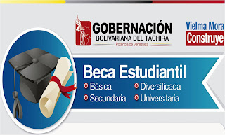 BECA ESTUDIANTIL BÁSICA, SECUNDARIA, DIVERSIFICADA Y UNIVERSITARIA
