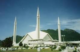 Faisal Masjid Islamabad
