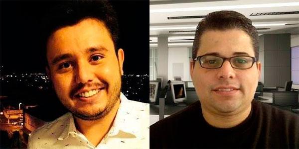 Bruno Marinho e Marcelo Calixto do Rankeamento Explosivo