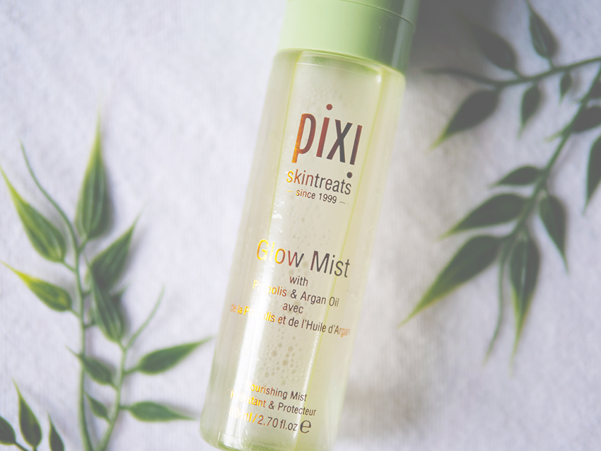 What Puts the Glow in Pixi's Glow Mist?