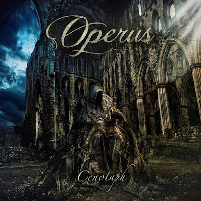 "Operus - ""Fate's Pantomime"" (video) from the album ""Cenotaph"""