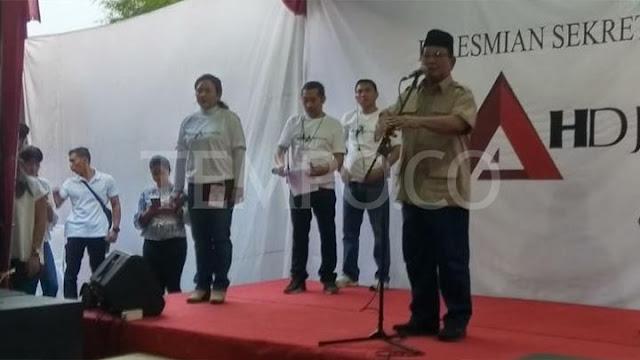 Prabowo Gelar Rapat Bahas Hasil Ijtima Ulama GNPF di Kediamannya