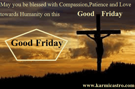 Good Friday Blessing For Facebook