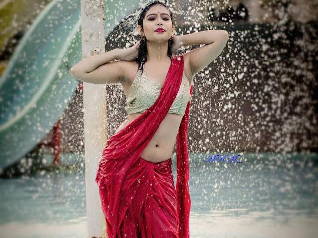 Bengali Actress Ena Saha Hot Photo
