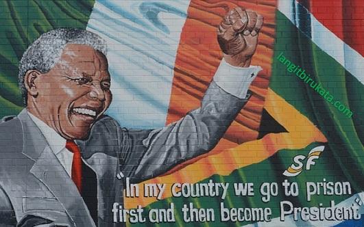 Kata Bijak Nelson Mandela Bahasa Inggris