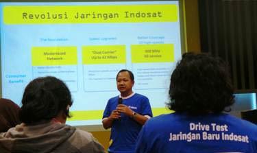 Jaringan 42 Mbps Indosat Hadir di Semarang