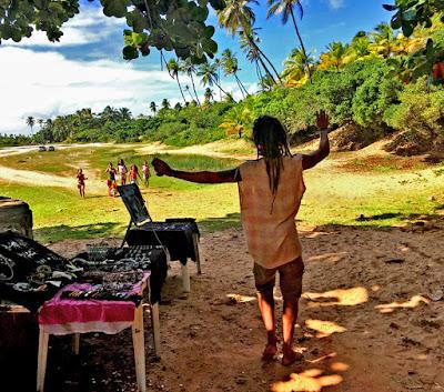 Blog 'lugares de memória' - Matéria sobre Arembepe Foto: Sylvia Leite