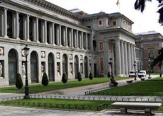 Museo Nacional del Prado en Madrid, Entrada gratis de lunes a sábado entre las 18 y las 20 horas