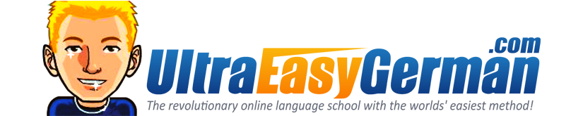 Ultra Easy German - video course 1