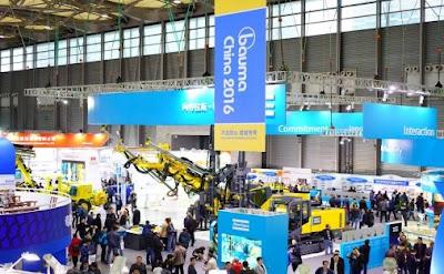 4 Hội chợ máy móc xây dựng, máy sản xuất vật liệu xây dựng, máy khai mỏ và xe vận tải