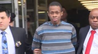 Rapist and murderer Chanel Lewis