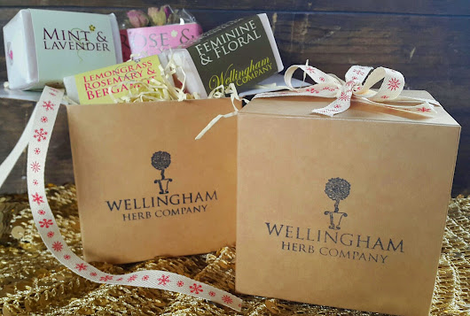 Introducing our first Stallholder - Wellingham Herb Co.
