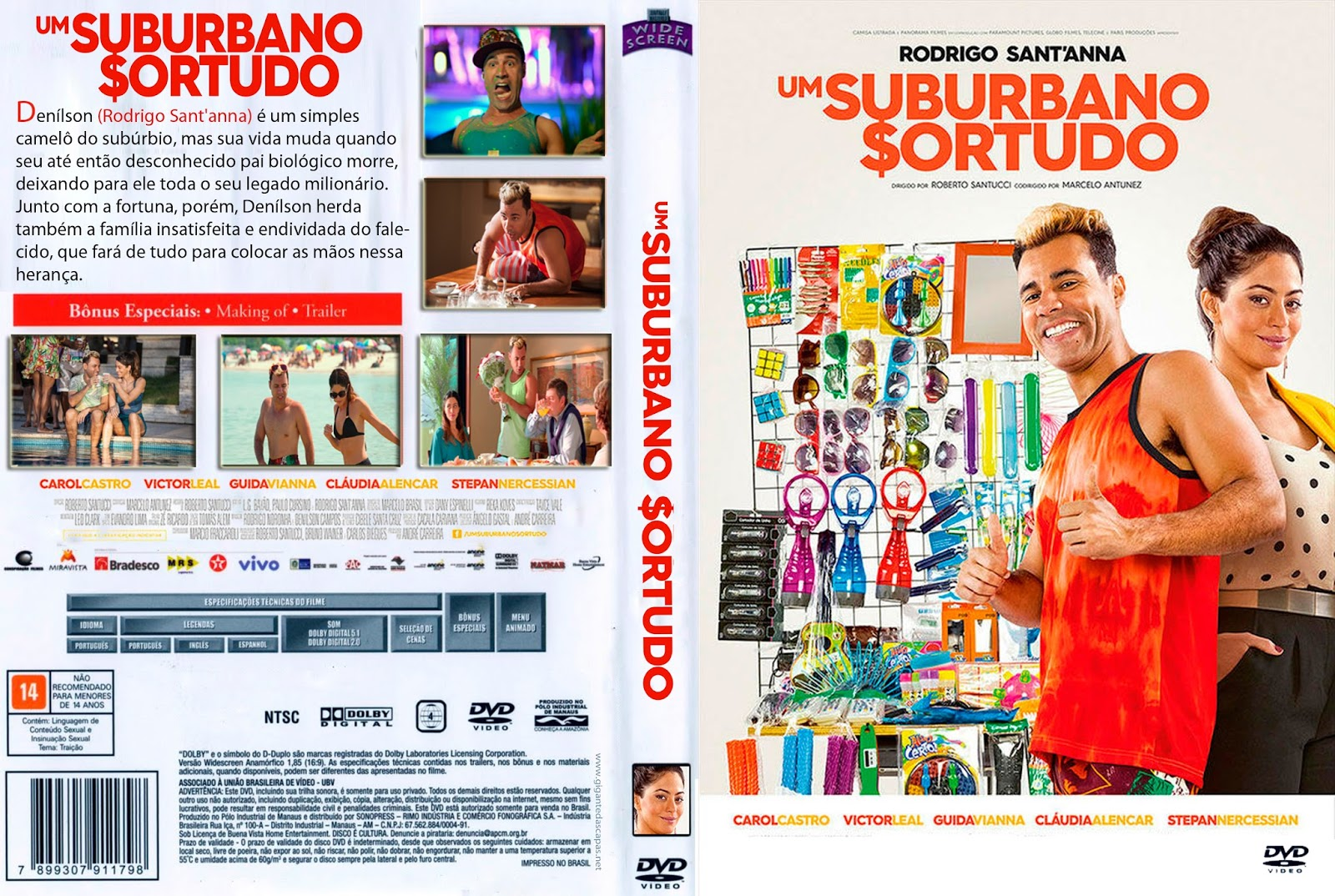 Um Suburbano Sortudo DVD-R Um 2BSuburbano 2BSortudo 2B 25282016 2529