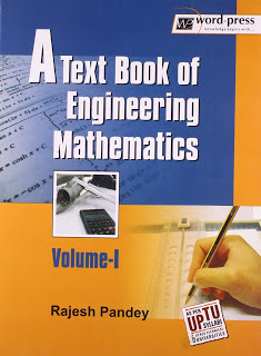 A Textbook Of Engineering Mathematics Volume-I By Rajesh Pandey Pdf Book