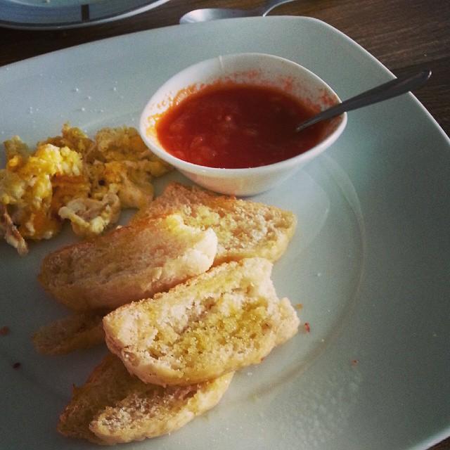 Café da manhã de domingo
