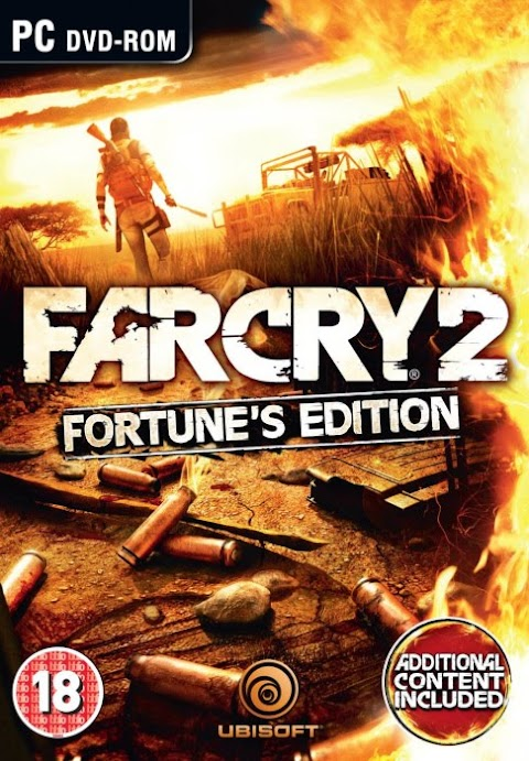 Download Far Cry 2: Fortune's Edition (2008) for pc